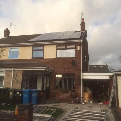 Solar thermal tech by Atmosphere of Widnes